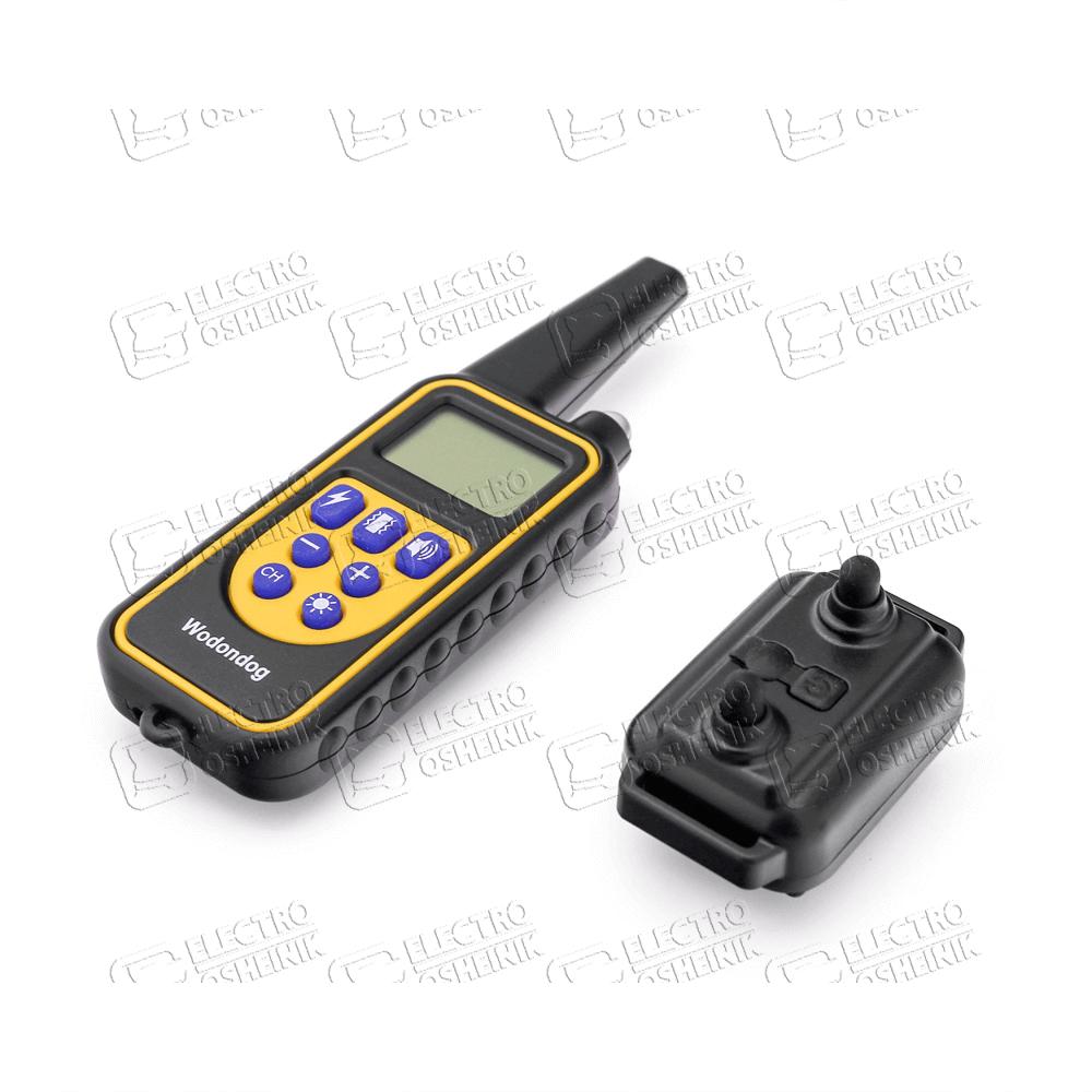 Электронный ошейник  для дрессировки собак L-880-1 (макс. 65 см) (для 1 собаки) - 2